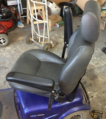 Mobility Scooter Invacare MOBILITY SCOOTER CAPTAINS  SEAT CHAIR - Torquay