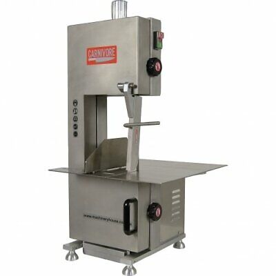 MB-210 Meat & Bone Band Saw - Stainless Steel