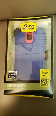BRAND NEW! GENUINE Otterbox Defender Series Case for Samsung Galaxy Note 3