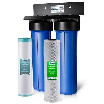 Water Filter Cartridges, Commercial Water Filtration, Bar