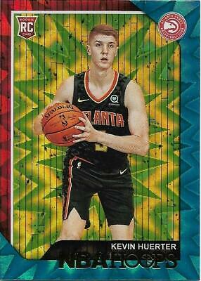 2018-19 Panini Nba Hoops Teal Explosion Parallel - U Pick From List