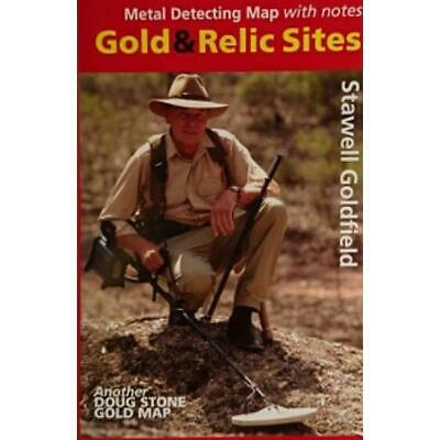 VIC - Gold & Relic Sites - Metal Detecting Maps - Region: Stawell for Prospec...