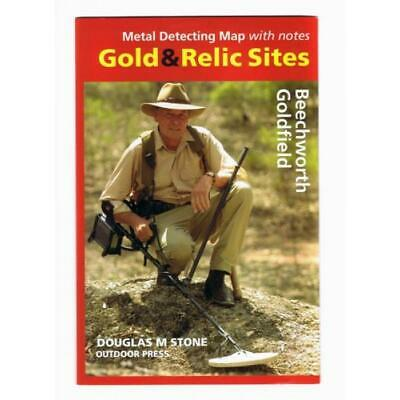 VIC - Gold & Relic Sites - Metal Detecting Maps - Region: Beechworth for Pros...