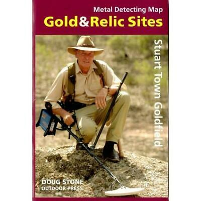 NSW - Gold & Relic Sites - Metal Detecting Maps - Region: Stuart Town for Pro...