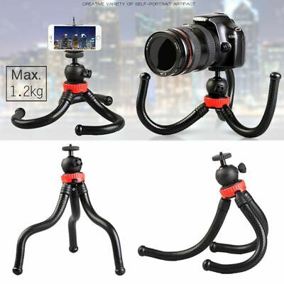 Portable Travel Gorilla Pod Camera Holder Octopus Stand Flexible Tripod