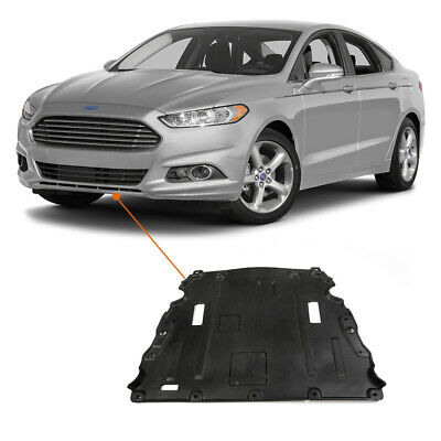 Driver Side Engine Splash Shield For 2006-2012 Ford Fusion 2007-2012 Lincoln MKZ