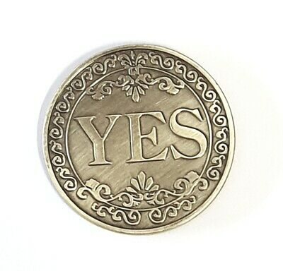 Lucky Coin - YEs or No