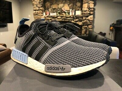 ADIDAS NMD R1 Clear Onix Grey Light Vapour Pink Women Size