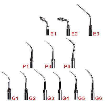 5/10/20pcs Ultrasonic Scaler Endo Perio Scaling Tips Fit EMS Handpiece SKYSEA US