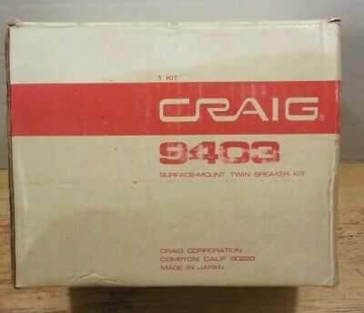 """20"""" CRAIG TOWER Stereo Speaker System: Bluetooth & Aux"""