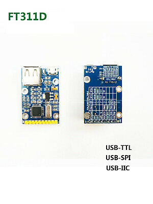 ANDROID FT311D DEVELOPMENT Board USB Host To I2C IIC SPI