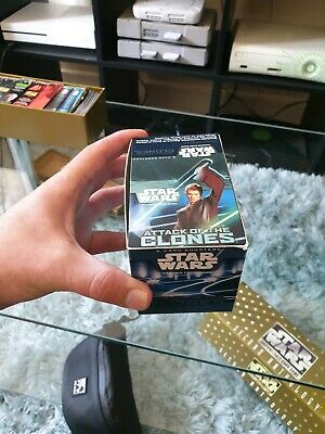 Star Wars Big Box Attack on The Clones Card Game
