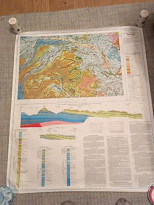 MASHAM Geological Survey Map 1:50000 DRIFT sheet 51