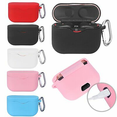 Anti-shock Protective Body Cover Case Housing Shell for Sony WF-1000XM3 Earphone