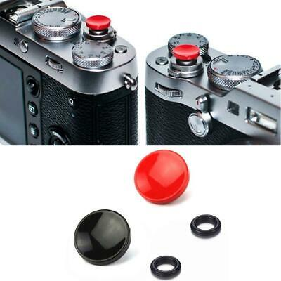 11mm Concave Shutter Release Button for Olympus PEN-F Fujifilm X-T20 X-T10 X-T3