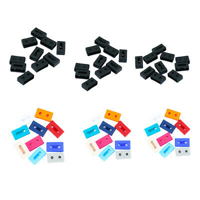10Pcs 18/20/22mm Silicone Security Loop for Casio G-SHOCK GA110 GD BA