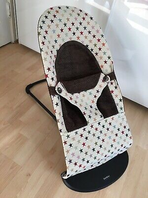 Cover Only Bespoke UK New and Unique Baby Bjorn REVERSIBLE Bouncer Cover