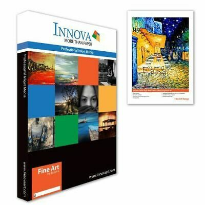 Innova IFA-05-a4-50 smooth cooton high white for all inkjet printers 50 sheets