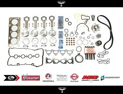 Vauxhall Corsa 1.6T VXR SRI Forged Engine Kit Z16LER A16LER