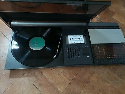 B&O Bang & Olufsen Beocenter 2200 Turntable Amp With Tape