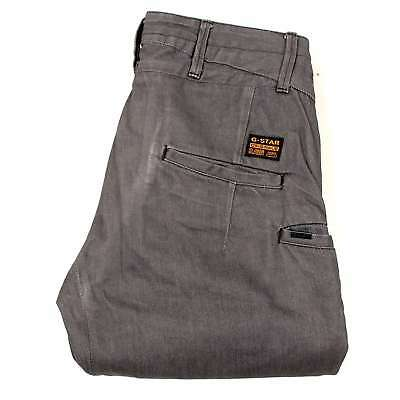 G-STAR Clark Chino Narrow Straight Blue men boys Jeans in Size 27/32