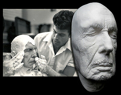 Vincent Price Mature Life Mask Cast From Original Mold