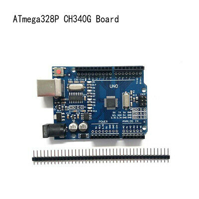 New Adapter Arduino DIY Mini USB Board Micro Processor Module ATmega328P CH340