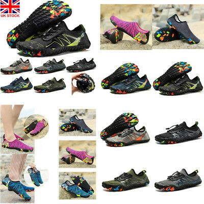 Aqua Surf Beach Sports Wet Water Shoes Mens Womens Outdoor Wetsuit Swim Non-slip