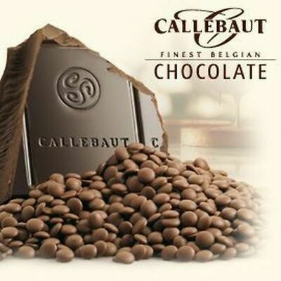 Callets Dark, 54,1%, No2804NV, 2,5 kg, Chocolate Chips, Callebaut, Schokodrops