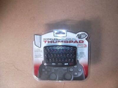 Mad Catz Wireless Thumbpad  For Playstation 3 New Old Stock