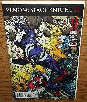 Venom: Space Knight #11 (NM) Marvel Comics