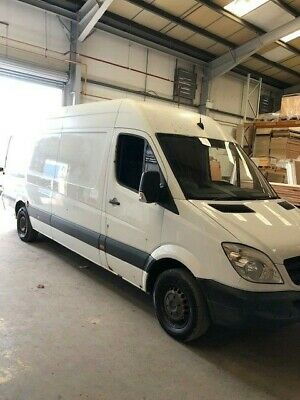 Mercedes Sprinter Van 313 Cdi Lwb With 500 Kg Lift Capacity Tail Lift !!!!
