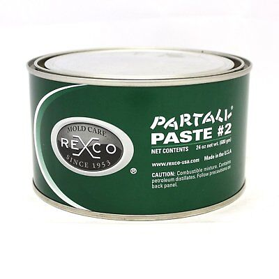 Partall #2 Mold Release Paste Wax