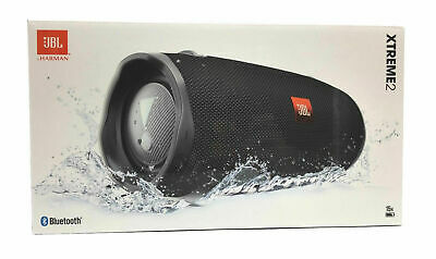 Cassa Portatile Speaker Bluetooth Wireless Jbl Xtreme2 Nero Ipx67 Con Microfono
