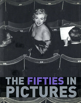 The FIFTIES in Picture - 21x16cm - 250p. English