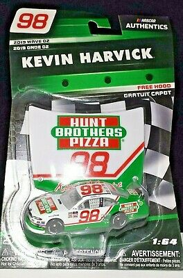 Kevin Harvick #4 Hunt Brothers Pizza Mustang 1:64 Nascar Authentics Diecast 2019