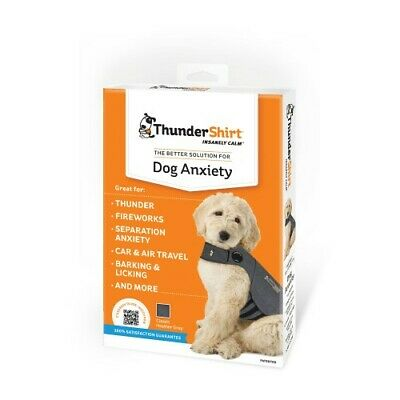 Thundershirt Classic Dog Anxiety Jacket - Heather Gray