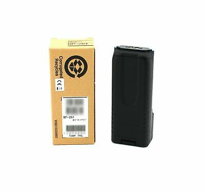 """Icom BP-261 """"AA"""" Battery Pack for IC-A14."""