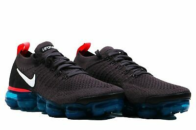 NIKE AIR MAX Vapormax Flyknit 2 Noirs Gris Chaussures Course
