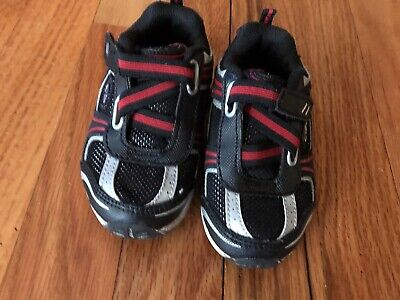 Baby Boy Infant Toddler Shoe Lot Size 5 - Four Pairs Sneakers