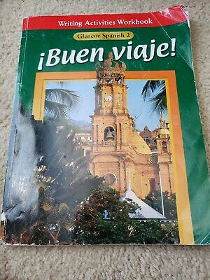 Glencoe Spanish Buen Viaje Level 2 by McGraw-Hill Staff Paperback
