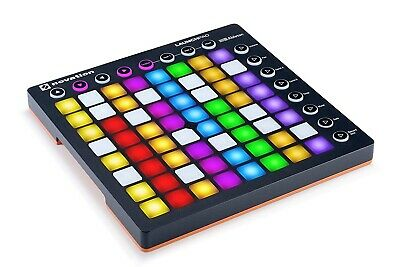 Novation Launchpad MK2 MIDI Controller With Ableton Live Lite DAW Software