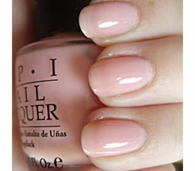 OPI Nail Polish Lacquer  ~Passion NL H19~ Light Sheer Pink Shade 0.5 oz/15 ml
