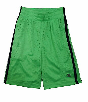 Black Neon Sun, 5//6 Champion Kids Authentic Shorts