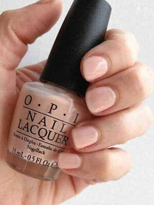 OPI Nail Polish Lacquer  ~Coney Island Cotton Candy NL L12~ Pink Cream Shade