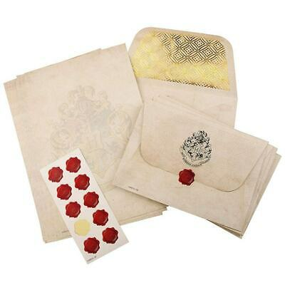 Harry Potter Hogwarts Letter Writing Set