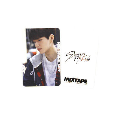 STRAY KIDS 스트레이키즈 Official Pre-Order Benefit Post Card