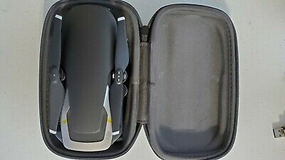 New Dji Mavic Air Drone, Camera, Prop, And Case In Black