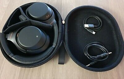 Sony WH-1000XM3 WIRELESS, Noise Cancelling, A1 Condition USB-C