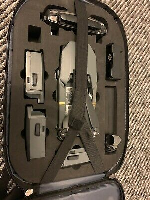 DJI Mavic Pro FLY MORE Drone Combo Kit (Drone, Battery, Propellers,...